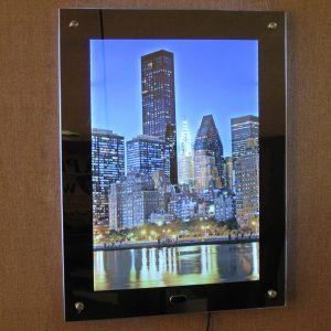 LED ミラーパネル イメージ