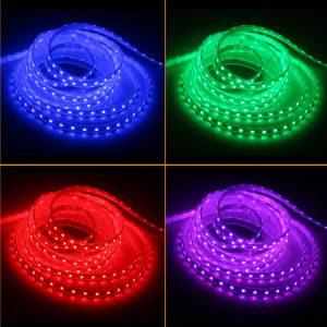 LED RGB テープライト イメージ1