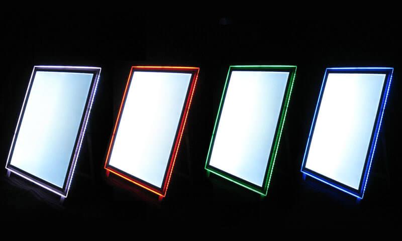 RGBパネル イメージ