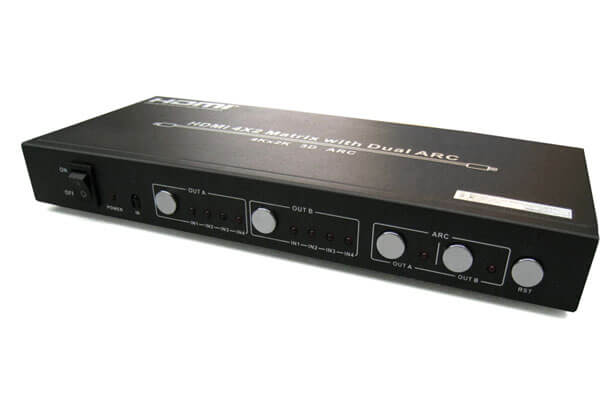 HDMIマトリックススイッチャー
