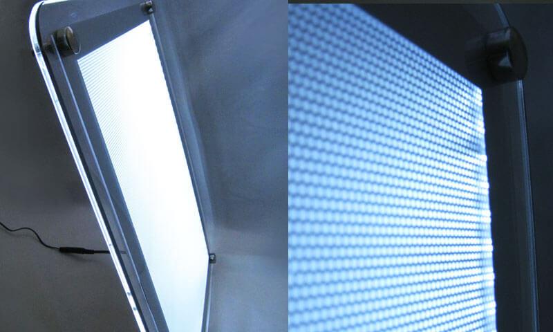 LEDパネル バックライトイメージ